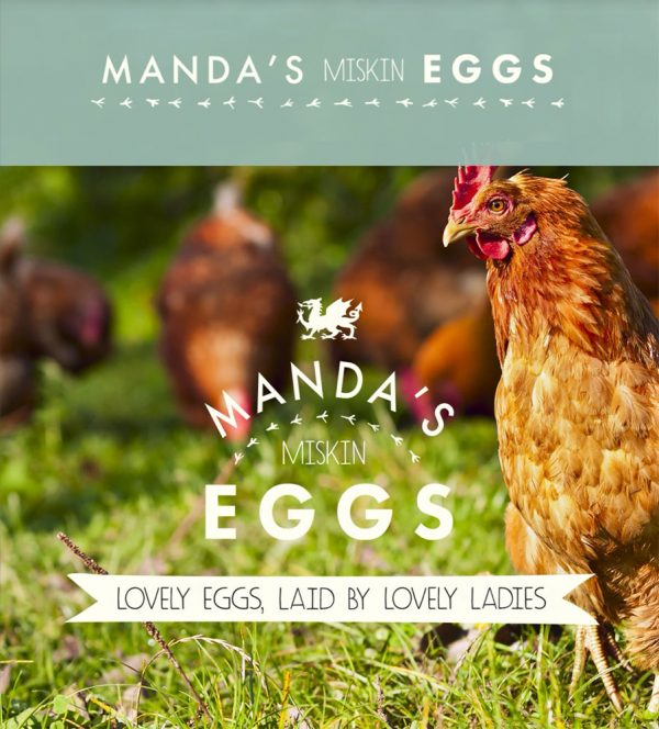 Manda's Miskin Eggs